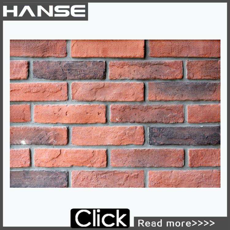 HS-Z07 lowes intérieur briques lambris/parement de brique/imitation ...