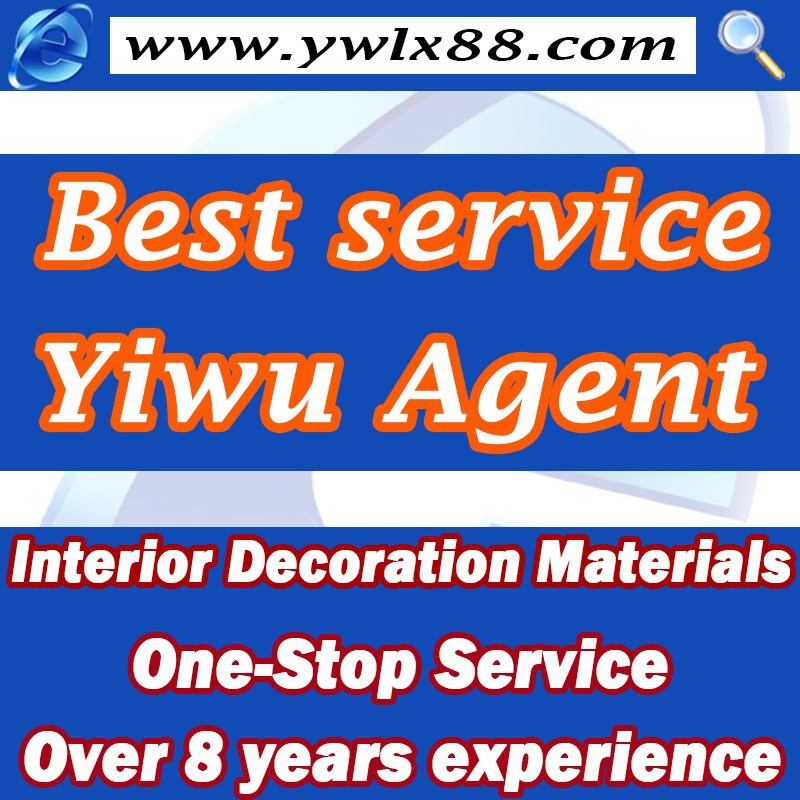 China Yiwu Trade Agent for Home Decoration Material Purchasing Market One-Stop-Service