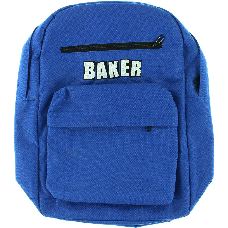 b121aa6f36e Get Quotations · Baker Skateboards Legend Royal   Blue Skate Backpack