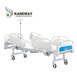 cheap two functions electric hospital medical care bed