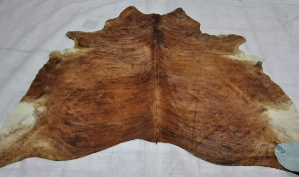 40 60sqft Natural Cow Hide Skin Rugs Hair On Brazilian Cowhide Rug