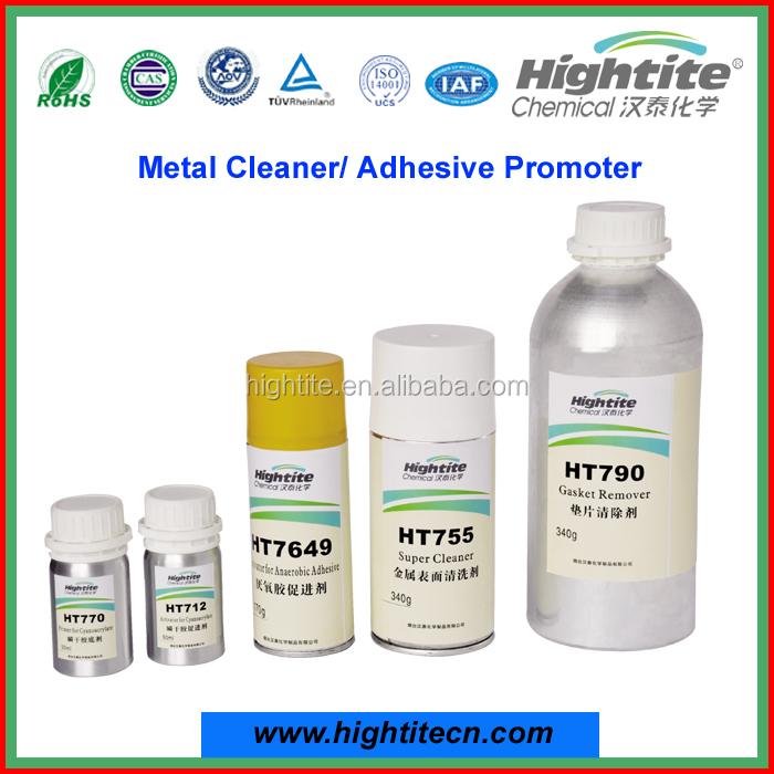 Yantai hightite promotor adhesivo limpiador de metales de - Limpiador de metales ...