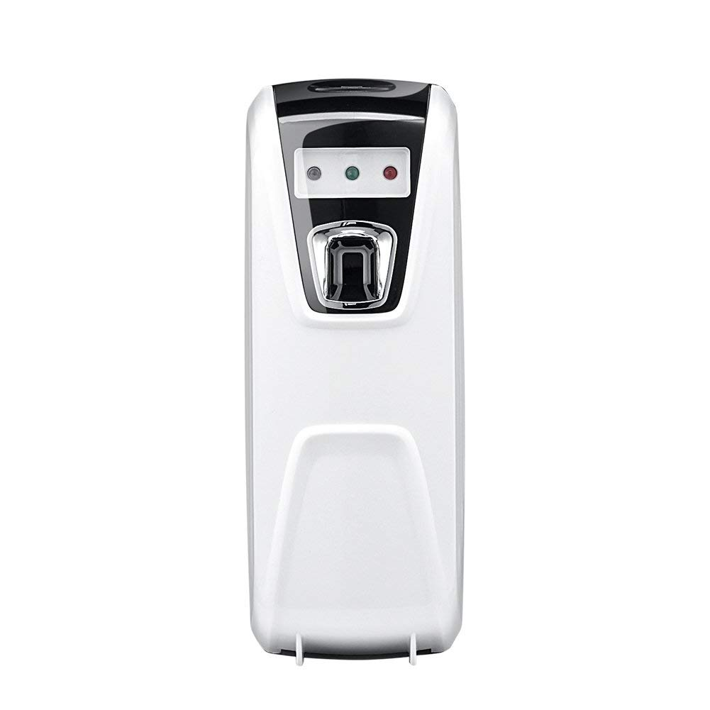 Get Quotations · Air Freshener Dispenser,SHZONS Light Sensor Perfume  Dispenser Auto Self Timing Fragrance Room Spray