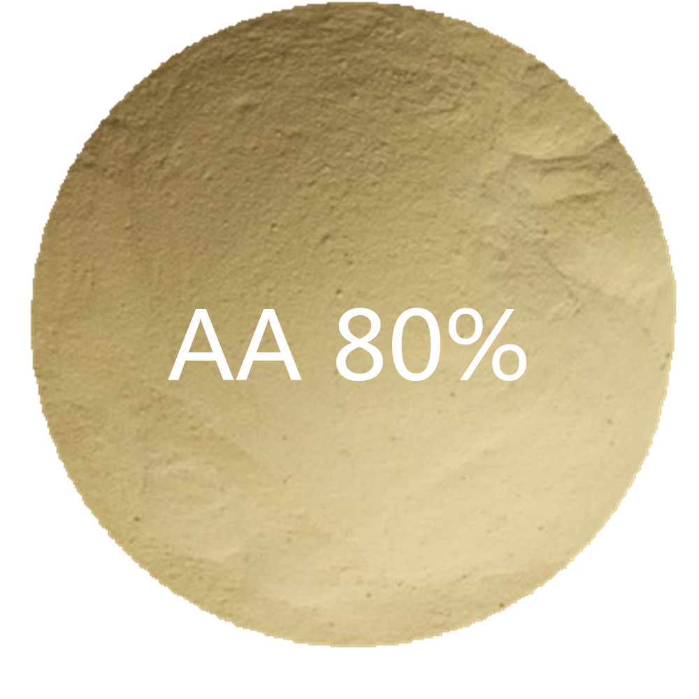 OMRI Listed Soybean Meal Plant Origin Amino Acid Powder Fertilizer 80%