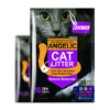 Performance Clumping Cat Litter Natural Clay Product TIGER PET