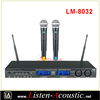 LM-8032 UHF Professional Stage Performance Wireless Microphone