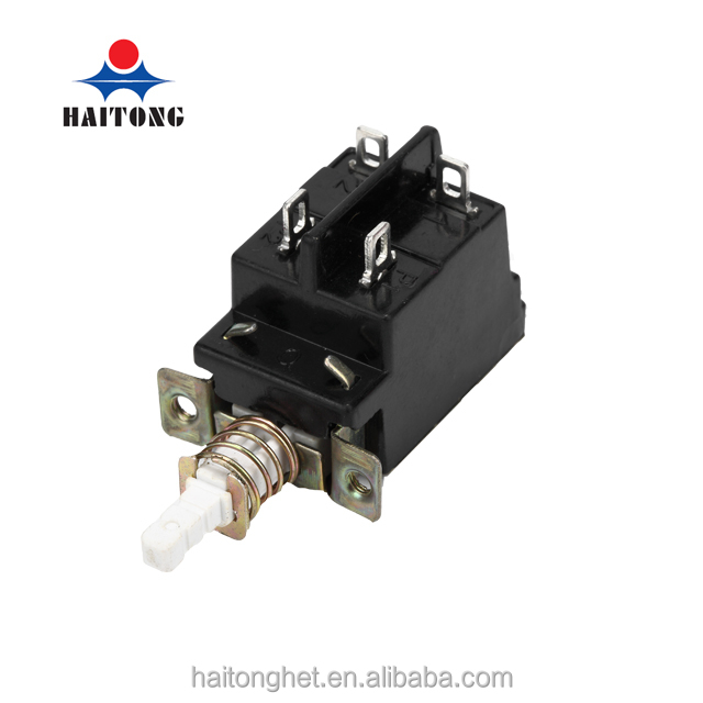 Factory Selling & Best price haitong Kdc A04 4pin push botton power switch