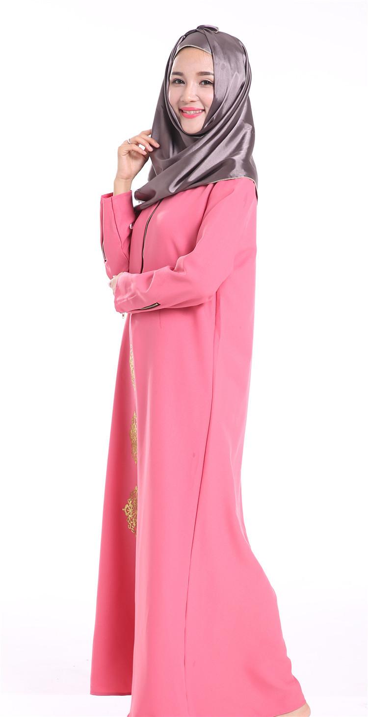 Neue Arabischen Kleidung Frauen Kaftan Kleider Dubai Afrikanische ...