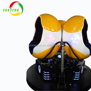 Business opportunities distributor 5d 7d 9d amusement ride equipment virtual reality 9d egg chair