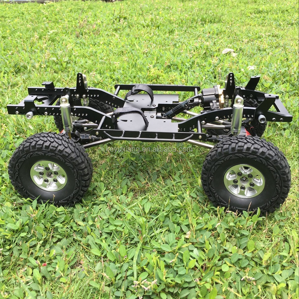 New product RC Radio Car Upgrade Modified D90 4*4 RC Model