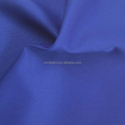 Facotry supply warp knitting 30 polyester 70 cotton woven twill nylon blend fabric/white polyester cotton fabric rolls
