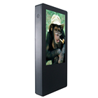 Lcd Ip65 Outdoor Lcd Eletronic Panel Enclosure Aluminium Advertising Signage