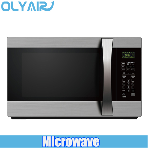 EM042 automatic door opening counter top Microwave oven