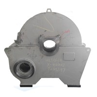 industrial welding 42CrMo steel flywheel