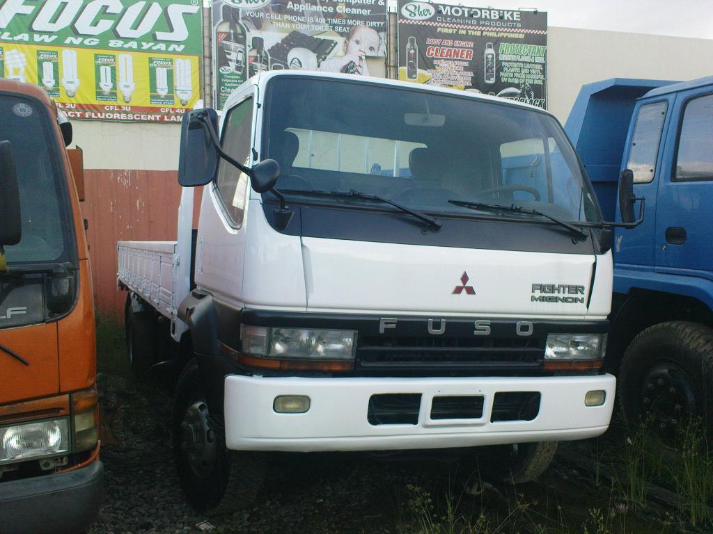 Fuso Fighter Mignon Cargo (18 Ft.) Truck