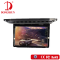 china 10.2 inch audio car roof monitor with mp5 function,built in USB,SD card and HDMI