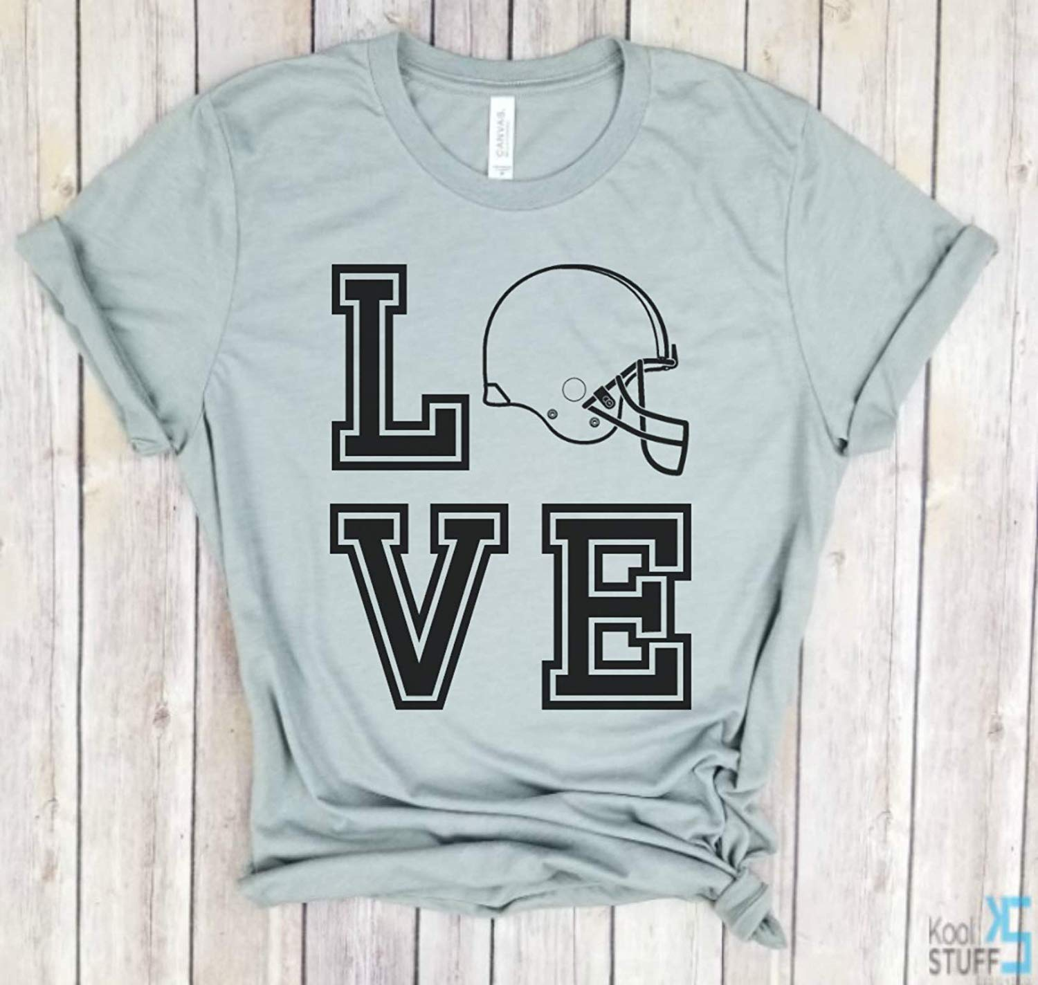 love Football, Helmet, Football Shirt, Game Day Shirt, Laces, Football Tshirt, Football Sunday Shirt, Football Season, Sunday Funday, sorority game day shirt
