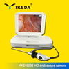 image storage,double LCD screen,LED light source,HD portable endoscope laparoscopic trainer system