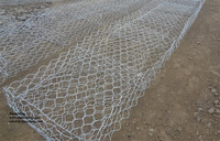 Gabions Sea Defence Wire Cages for Rock Retaining Walls