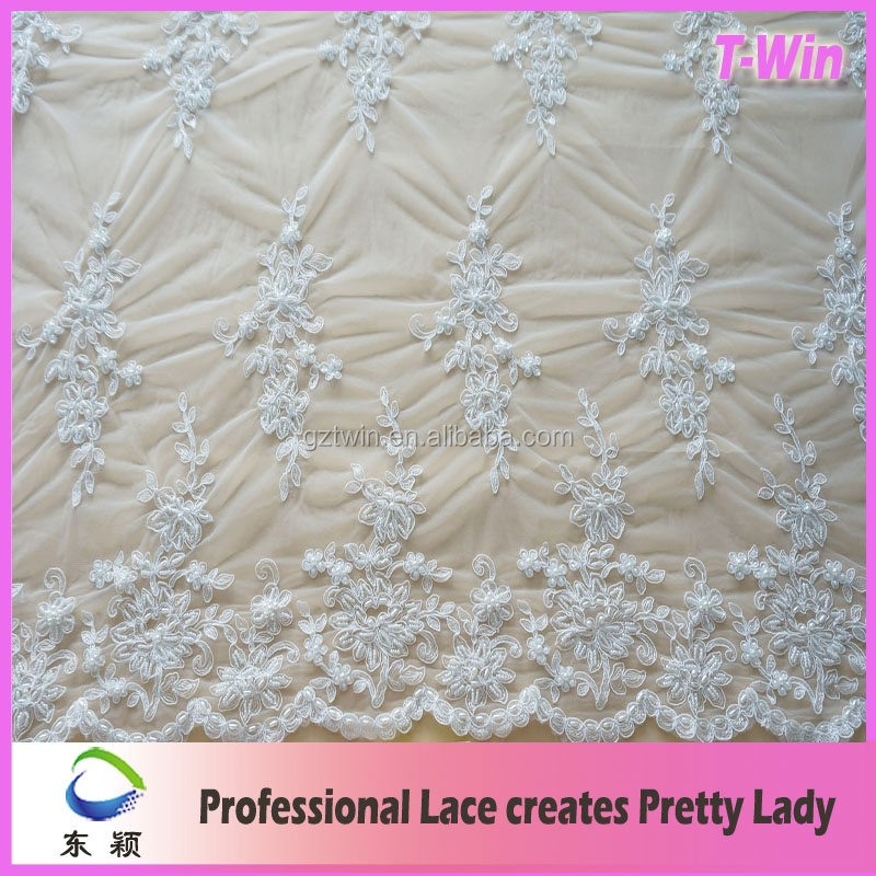 Hot Manufacturer lace underwear/New Wholesale 100 polyester lace fabric/Fashion New lace fabric embroidery stone