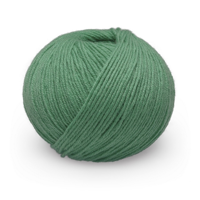 China supplier Manufacturer wholesale 100% pure cashmere 4 PLY blended top dyed Absinthe hand knitting yarn