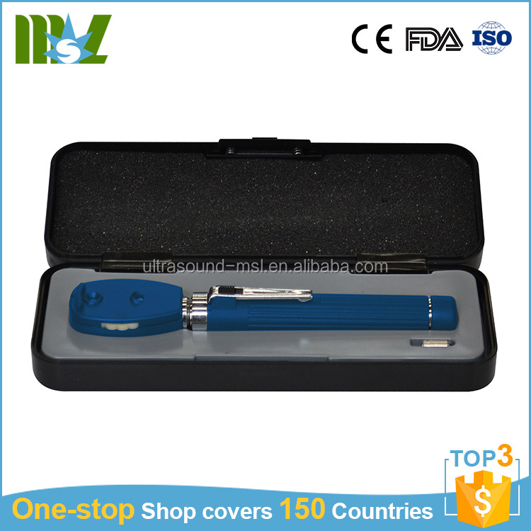China ophthalmic equipment direct ophthalmoscope, Low Price Eye Examination Equipment