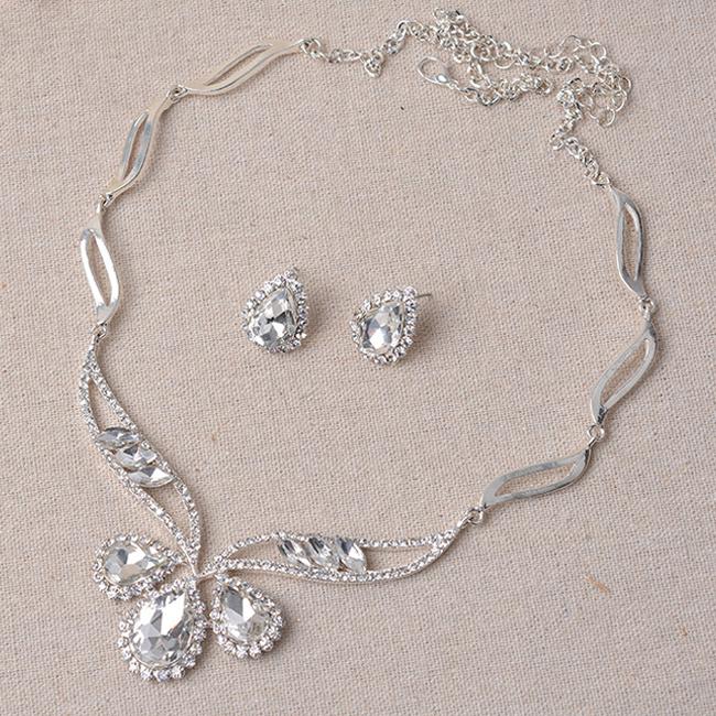 8340ff81c1fb Mejor calidad y exquisito de personalización de plata chapado en oro de  diamantes de imitación