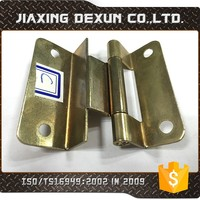 Customized garage door hinge and stainless steel pipe hinge