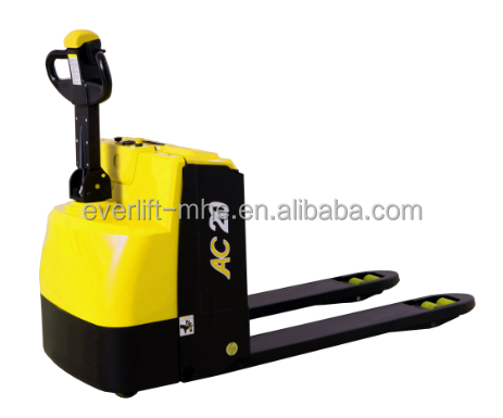 2000kg Walkie Electric Pallet Truck Powered pallet jack electric pallet jack with CE
