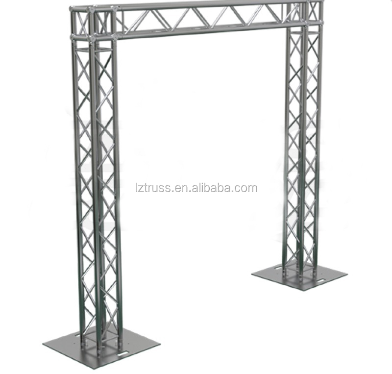 Aluminum truss roof trusses truss lift buy truss lift for Buy truss