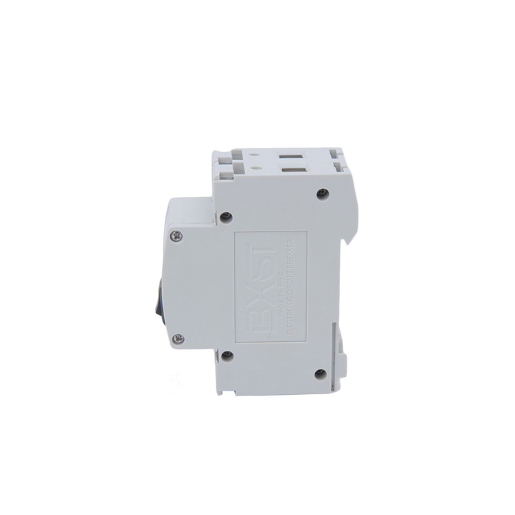 BX-V130 220V Miniature Circuit Breaker Price, Electronic Circuit Breaker Din Rail Series Protector