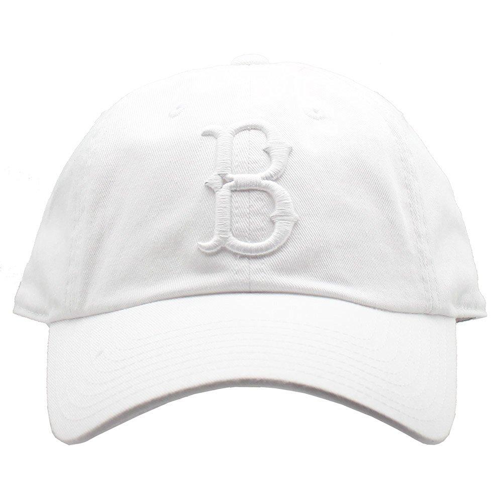 6fb04e8f193 American Needle Brooklyn Dodgers Tonal Ballpark Raglan Baseball Hat in White