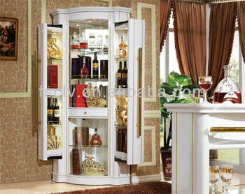 Furniture Living Room Modern Home Mini Bar Counter Design With Tables