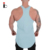 New Arrival Mens Cotton Stringers Gym Workout Tank Top