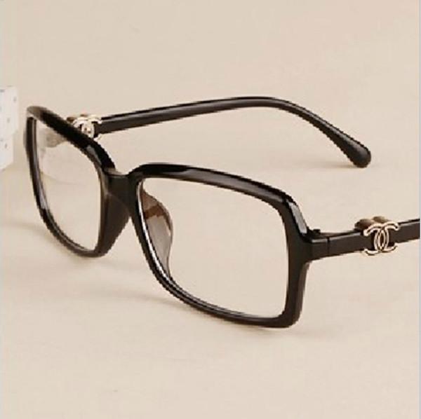 aeab2d2b5b0 2015 New Big Brand Style Vintage Women s Glasses Frames Men Eyeglasses  Ladies Reading Glasses Oculos De Grau