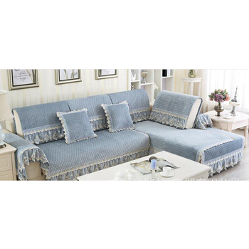 Elastic Cover Sofa Velvet Plush Stretch Slipcover Stylish Couch Sofa  Covers,Couch Cover For Sectional Sofa - Buy Elastic Cover Sofa,Couch Cover  For ...