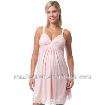 Sexy nursing gowns