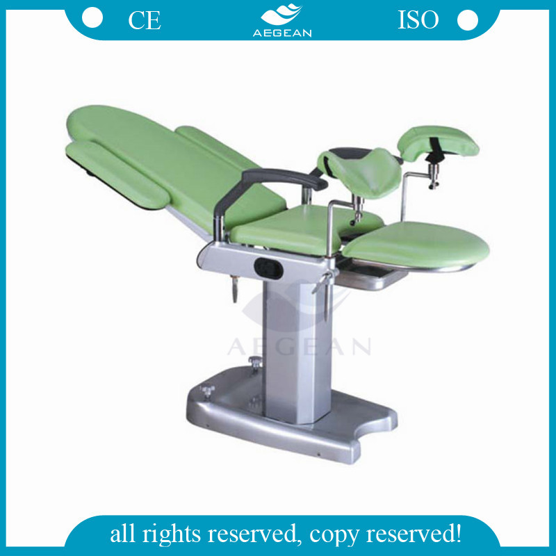 AG-S102B Hospital maternity used manual medication examination gyn chair