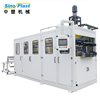 SINOPLAST China Disposable Plastic Plate Cup Making Machinery Thermoforming Machine