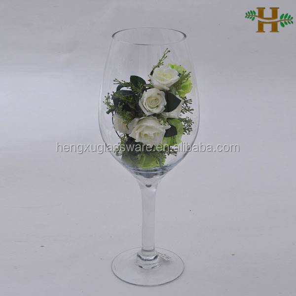 Tall champagne glass vases for wedding centerpieces buy