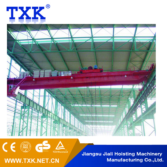 Wireless Remote Control Overhead Crane for Industrial Remote Control