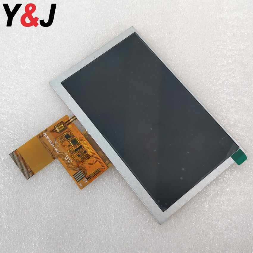 5 inch 800*480 replacement lcd 스크린 AT050TN43 V.1