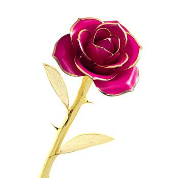 XP SR 1016 Golden Rose Flower Craft For Valentines Day