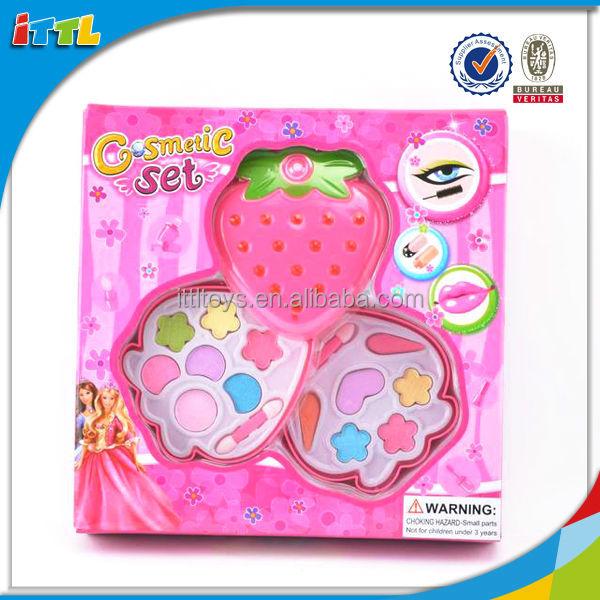 juguetes de diseo de moda para nias juego de belleza juguetes girls make up set