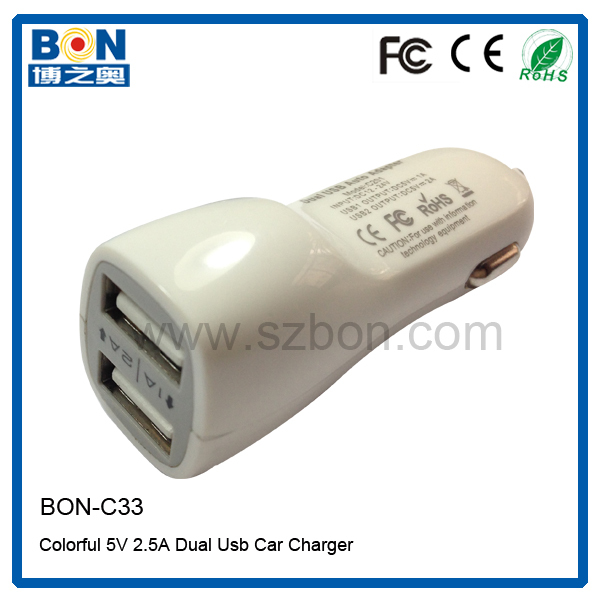 Cellular Innovations Carrier 5v 2a Car Charger for Phones