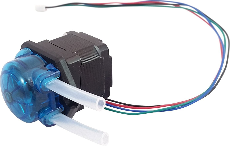 Fenteer Mini Micro Submersible Motor Pump Water Pumps for Fish Tank White DC Electric