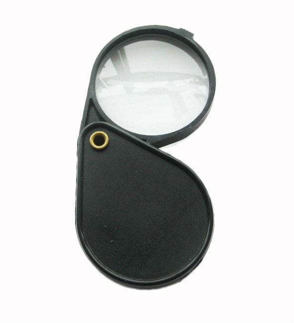 Magnifying glass 50 mm mini magnifying glass cheap magnifying glass
