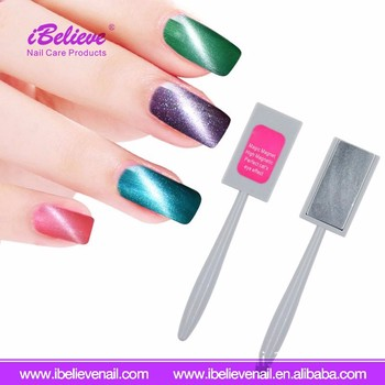 New Style Grey Color Nail Art Supply Strong Magnetic Magnet Stick
