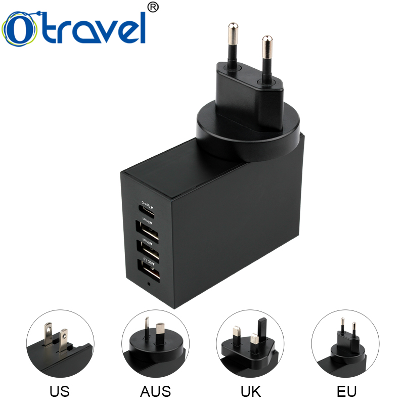 BSIC factory novelty usb mobile charger with output 5V 5.8A portable type c usb charger for cell phone