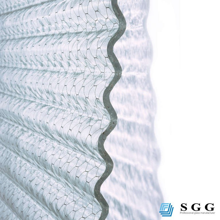 China wire mesh security glass wholesale 🇨🇳 - Alibaba